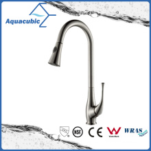 Cupc Single Handle Pull Down Kitchen Faucet (AF1871-5)