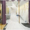 Dernière robe de mariée 2018 robe de mariée en dentelle hors de l'épaule acheter robe de mariée de Chine