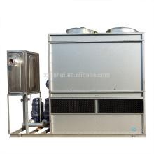 geschlossener Kupfer-Coil-Flow-Kühlturm