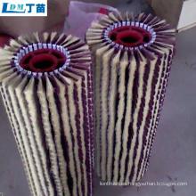 Cepillo tampico abrasivo flexible del fabricante chino
