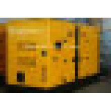 Комплект генератора 350kva 280kw воздуха CUMMINS Молчком Тепловозный генератор Звукоизоляционная сень