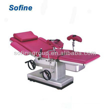 CE marked Electricity Multifunction Obstetric Table Manufacture,Obstetrics Operating Table