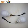 Milchabdeckung 3D LED-Lampe DMX512 LED-Beleuchtung