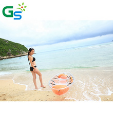 Real Young Ocean Kayak Clear Bottom Inflable Wholesale