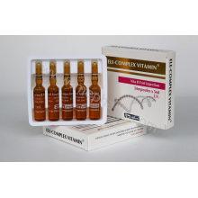 Complexo Vitamina B Injeção para Anti Aging