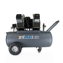 ZBW-55-2V high quality movable onboard quiet air compressor