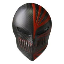 Máscara militar la muerte de una Kawasaki negro máscara táctica