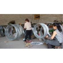 Razor Wire Mesh para proteção