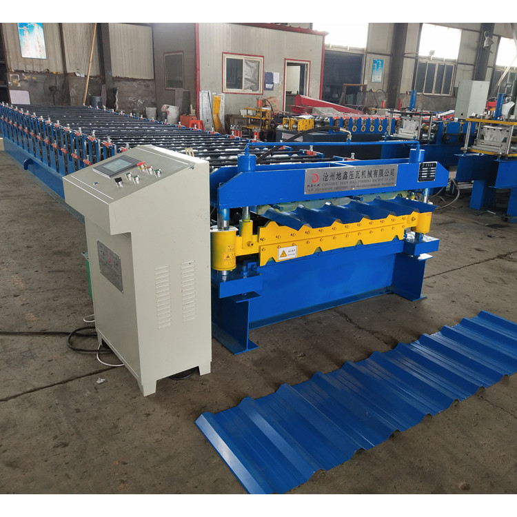 Roll Forming Roof Trapezoidal