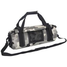 32L Waterproof Dry Barrel Duffle Shoulder Travelling Bag (YKY7304)