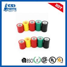 Rubans isolants électriques en PVC noir