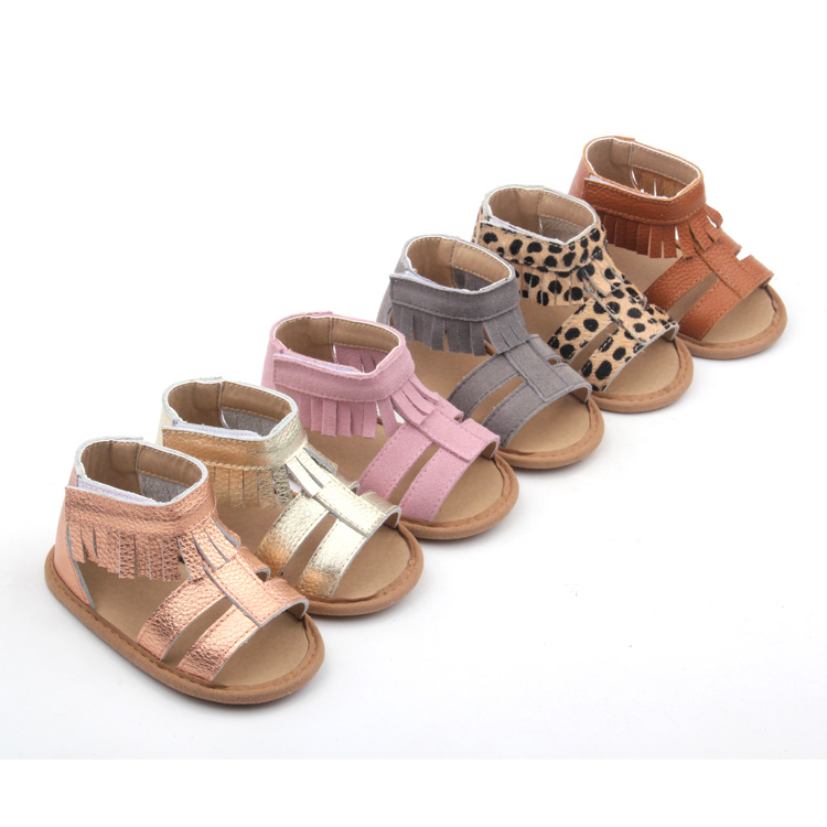 baby moccasins sandals