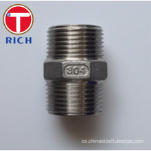 Niple hexagonal inoxidable TORICH GB / T14626 DN6-DN100