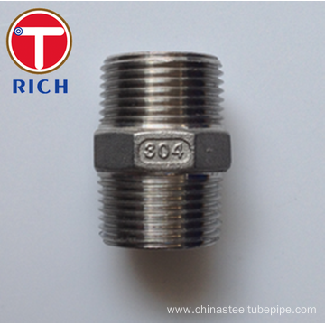 TORICH Stainless Hexagonal Nipple GB/T14626 DN6-DN100