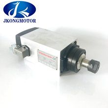 3kw Er20 Air - Cooled 220V Air Cooling CNC Square Spindle Motor for Wood Cutting