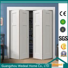 Porte pliante moderne de haute qualité de placard pour le projet
