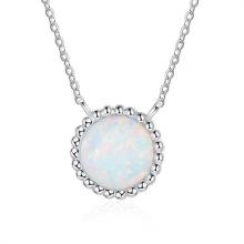 High End Opal Stone Popular Jewelry Opal Pendant