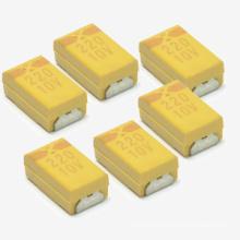 SMD 220 Tantalum Capacitor Tmct02
