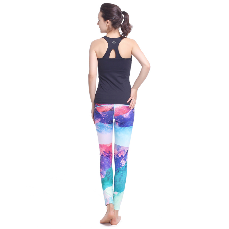 High Waist Woman Leggings