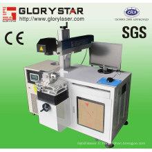 Gravateur laser avec pièce jointe rotative (DPG-75)