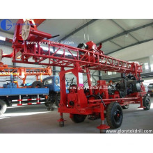 Gl-Iia Trailer Mounted Drilling Rig