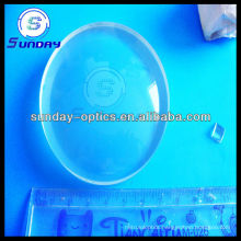 Plano convex lens 100mm diameter