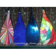 Neues Modell Soem Art malte Farbe balde Fiberglaspaddel zum Verkauf