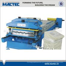 Máquina da imprensa da telha