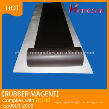 wholesale PVC coated rubber magnet roll made in China