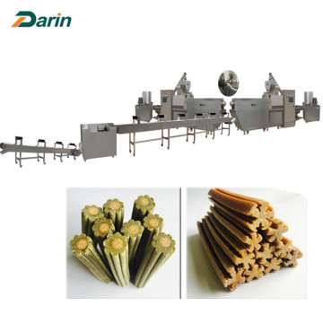 Dog Snacks Chews Machinery / Mesin ekstrusi makanan