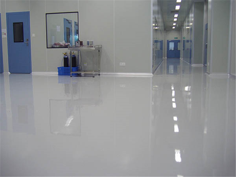 transparent epoxy paint