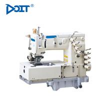 "DT1508P 1/4"" Needle Guage flat lock sewing machine price Chainstitch beltloop Sewing Machine"