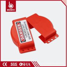Verrouillage de vanne de porte de polypropylène durable réglable en sécurité Bd-F16