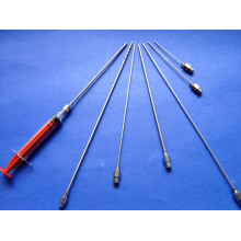 Anesthetic and Water Injection Cannula Luer Lock