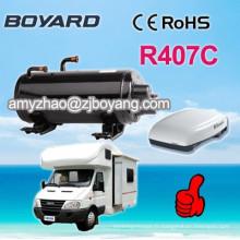 Compresseurs rotatifs Boyard Rv Climatiseur caravane sur toit