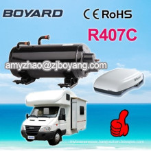boyard rotary compressors rv rooftop caravan air conditioner