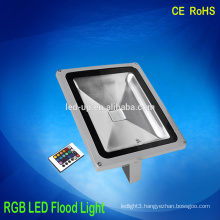 Nice price Remote Control 30W RGB LED Flood Light IP65 Outdoor Using
