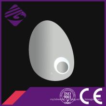 Jnh268 Китай Яркое косметическое нерегулярное увеличительное зеркало со светодиодной подсветкой