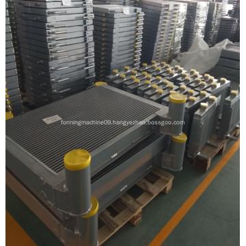 Vacuum Brazed Aluminum Bar Plate Heat Exchangers