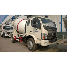 forland LHD 3-4cbm concrete mixer trucks for sale