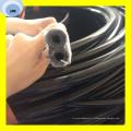 Excellent tuyau en caoutchouc tressé synthétique de résine de pression moyenne SAE 100 R7 / en 855