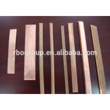 250 Kontinuierliche rotierende Extrusionslinie für flachen Kupferdraht
