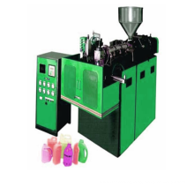 HDPE bottle blow molding machine