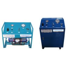 Aceite Libre Oilless Air Booster Gas Booster Bomba de llenado de alta presión del compresor (Tpds-60)