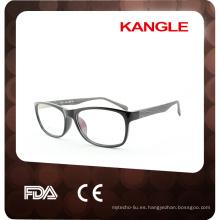 lentes ópticos del marco material tr90 de alta calidad