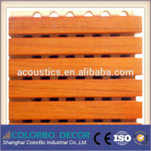 Wooden Timber Acoustic Panel light weight heat resistant material