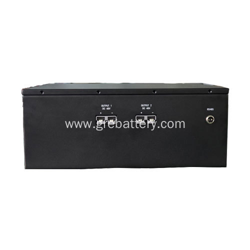 Rechargeable Lithium Iron Phosphate Deep Cycle Battery Pack