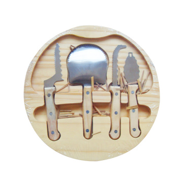 Cheese Board Tool Set cheese cutting board set