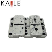 Puntos blancos y negros personalizados Donimo sin caja