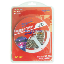 Lampe à rayons LED 3528/5050 haute qualité avec blister